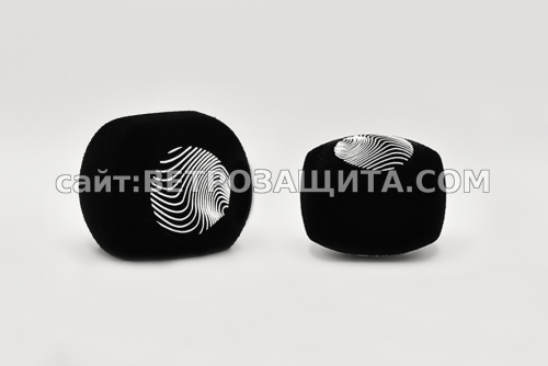 Windscreen for Voice Recorder Zoom H1n with Carrying Logo